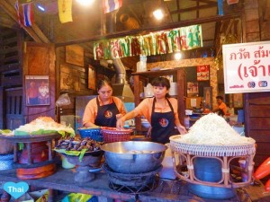 Thai Authentic Foods At Amphawa | Love Thai Maak
