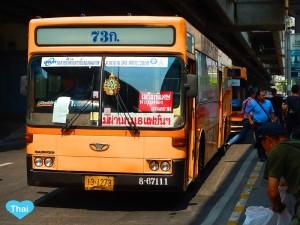 How To Take Thailand's Public Buses   Love Thai Maak