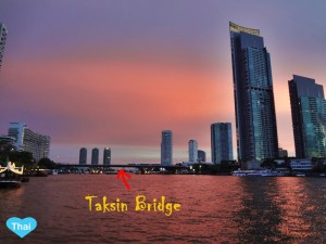 Things To Do In Bangkok: The Hidden Photo Spot of Taksin Bridge  | Love Thai Maak
