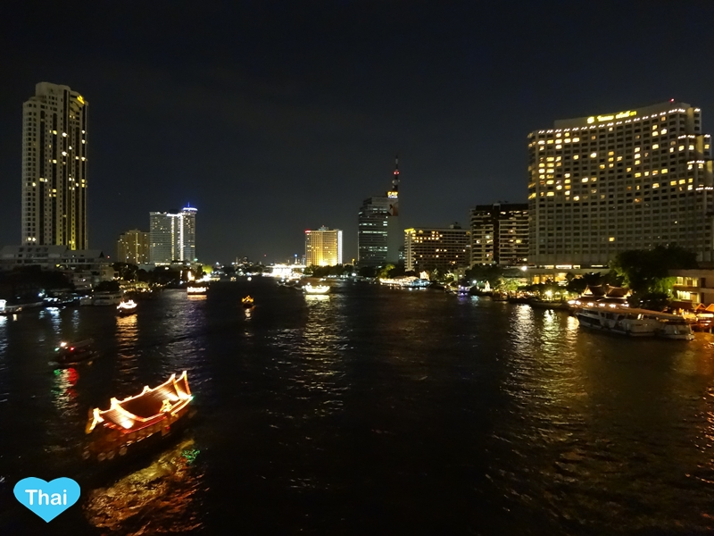 Things To Do In Bangkok: The Hidden Photo Spot of Taksin Bridge | Love Thai Maak Night Photo Spot