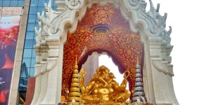 Ganesha Shrine: Things to do in Bangkok with Love Thai maak