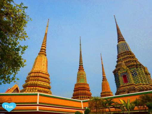 Wat Pho Love Thai Maak 5 Things to do in Bangkok