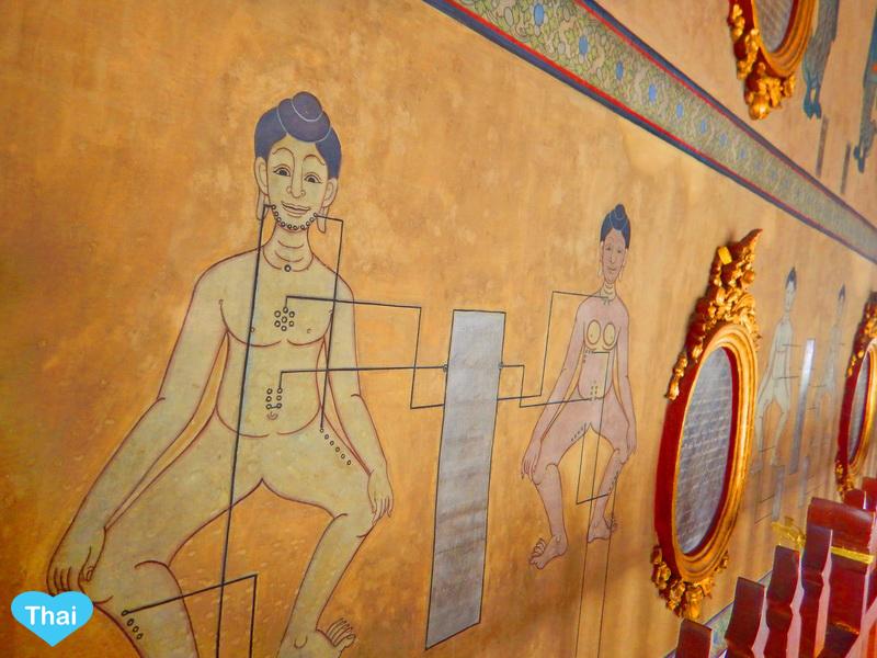 Wat Pho Love Thai Maak 7: Things to do in Bangkok Thailand