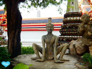 Wat Pho Love Thai Maak 8: Things to do in Bangkok Thailand
