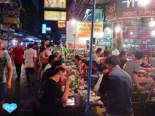 Bangkok Chinatown Love Thai Maak Chinese Food | Things To Do In Bangkok