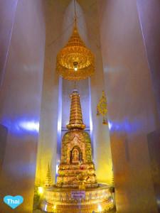 Things To Do In Bangkok Inside Of Golden Mountain