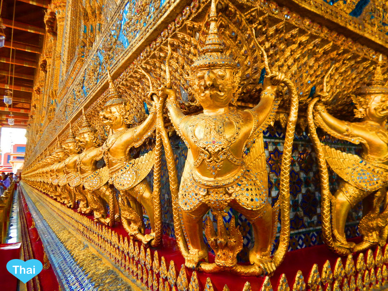 Wat Pra Keaw: The Grand Palace | Things To Do In Bangkok Don't Touch