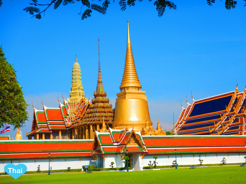 Wat Pra Keaw: The Grand Palace | Things To Do In Bangkok Overall