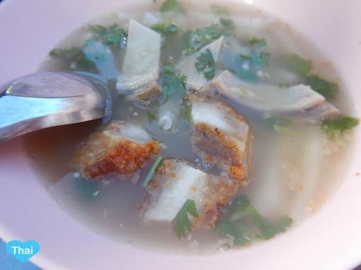 Bangkok Chinatown For Foodies Chunky Pork Soup
