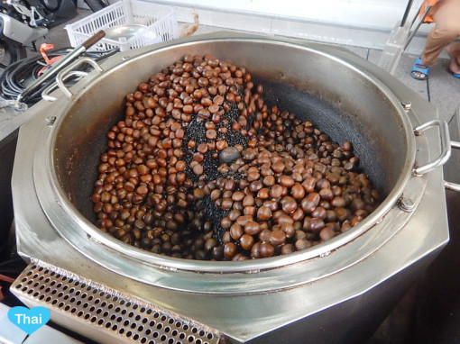 Bangkok Chinatown For Foodies Coffee Roasted Chestnut