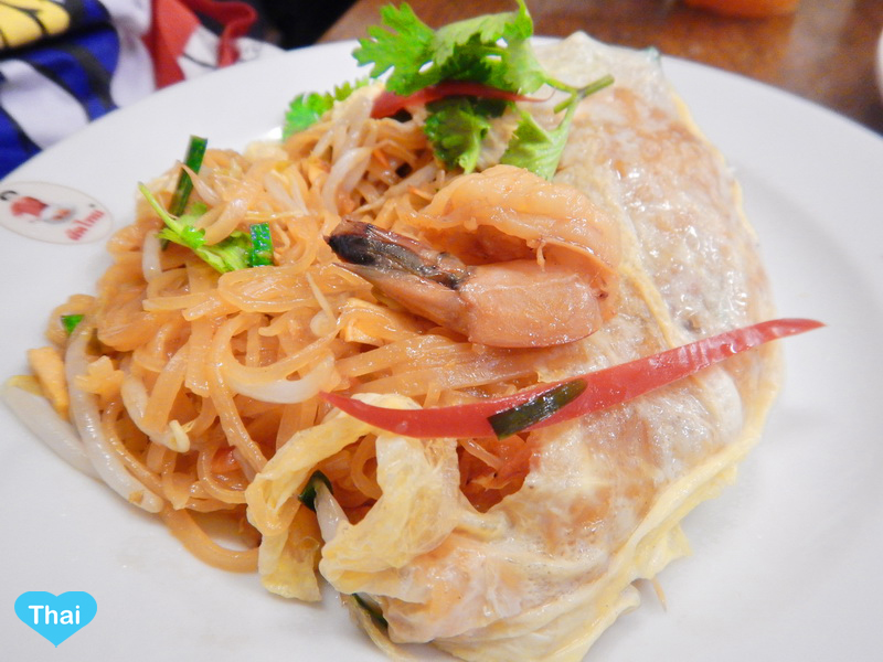 The Best Pad Thai In Bangkok : Thip Samai Restaurant | Pad Thai two by Love Thai Maak