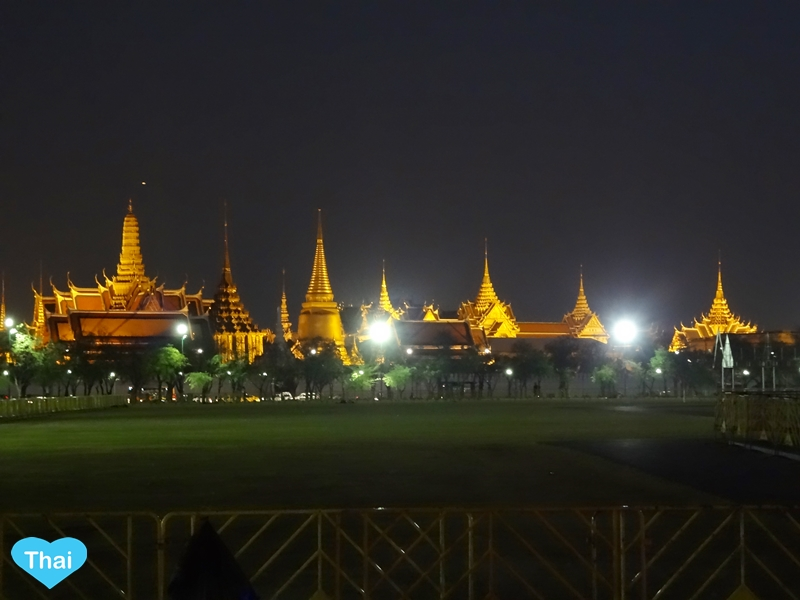 Bangkok Countdown Spots For New Year 2015 | Sanam Luang Thai local celebration