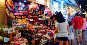things to do in bangkok night markets | Love Thai Maak