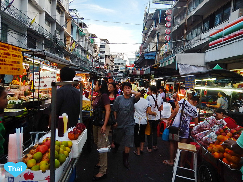 Things to do in Bangkok Chinatown by Love Thai Maak | Reasons to love Thai-Chinese food many choices of food