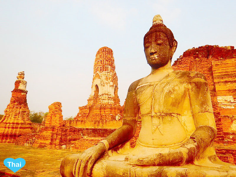 Love Thai Maak Travel To 5 Must Go Temples In Ayutthaya Cover Photo