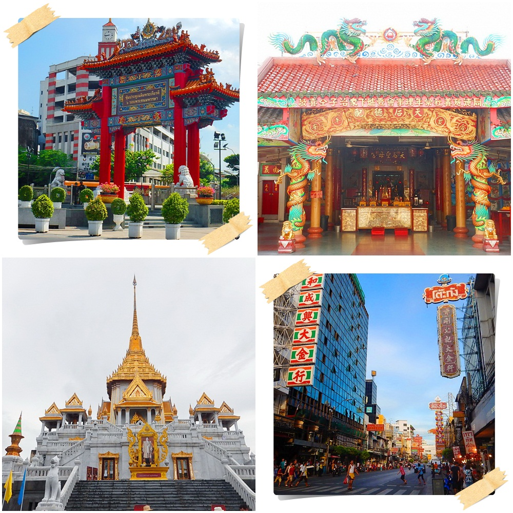 Bangkok Chinatown Yaowarat 5 Photo Paradises in Bangkok for Travel Photography | Love Thai Maak