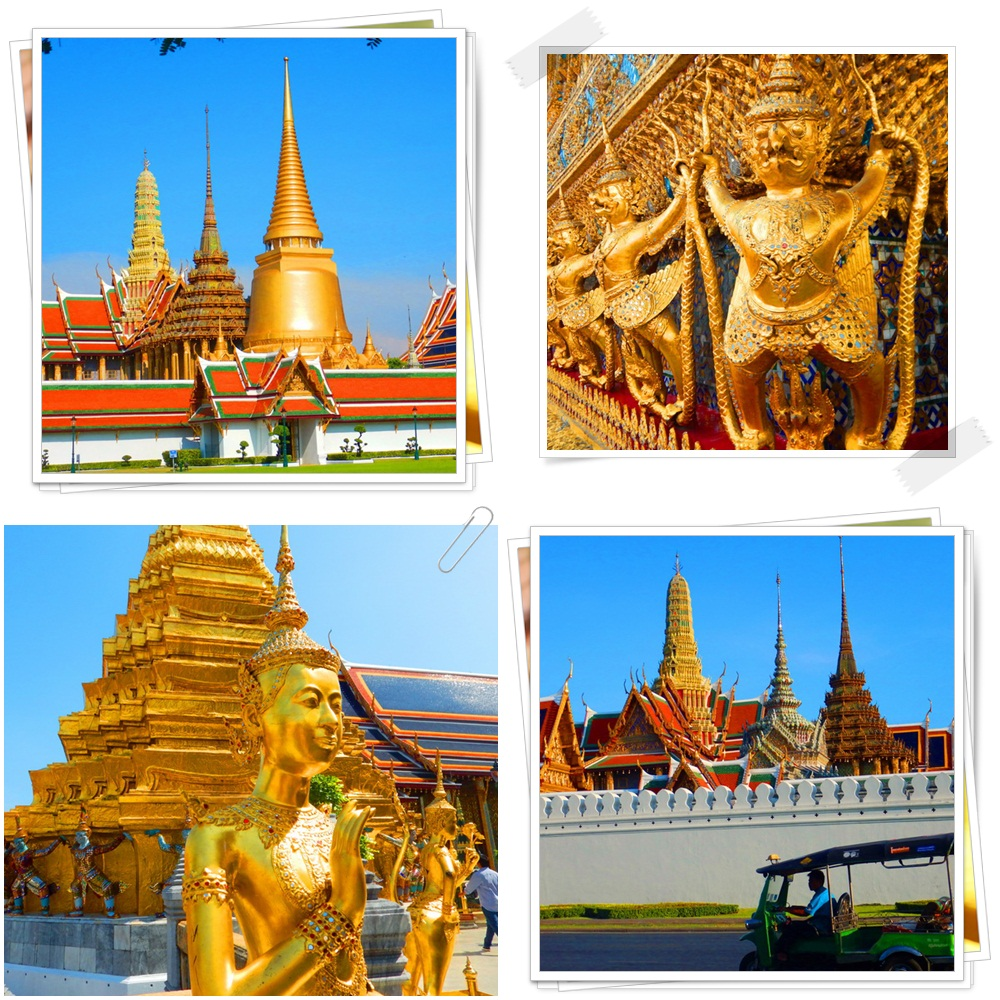 The Grand Palace Wat Phra Kaew 5 Photo Paradises in Bangkok for Travel Photography | Love Thai Maak