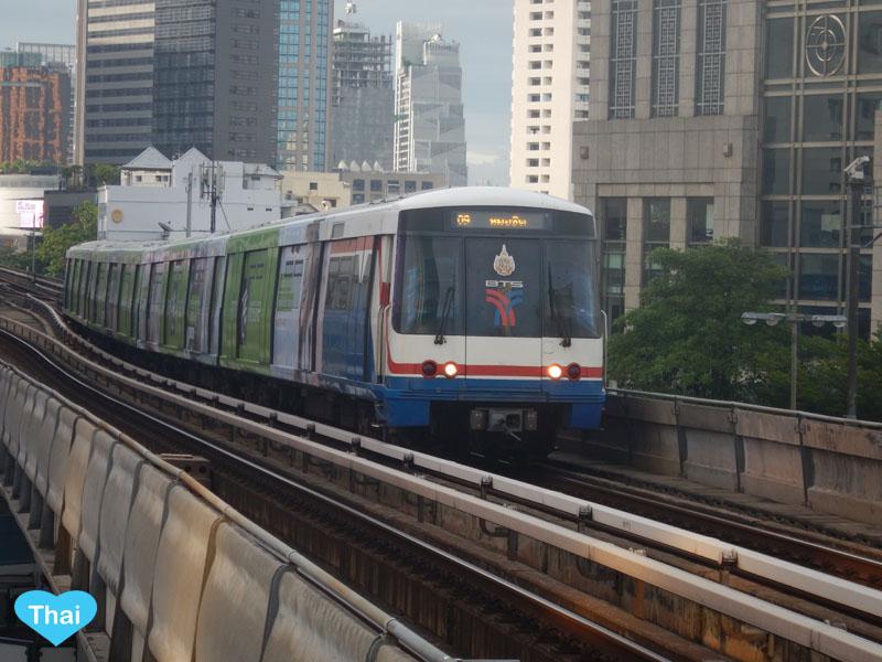 9 Things you should know before Taking Bangkok Skytrain (BTS) and Bangkok's Subway (MRT) Cover Photo