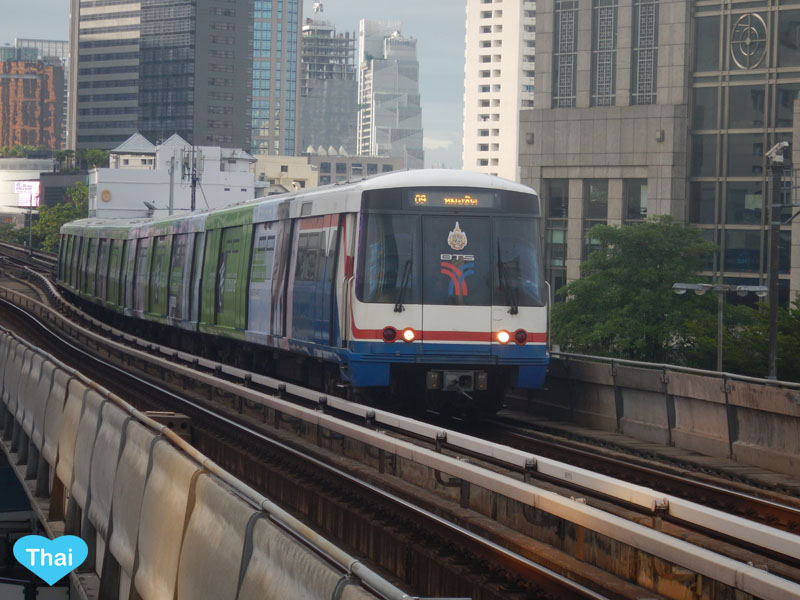 10 Things You Should Know Before Taking Bangkok Skytrain