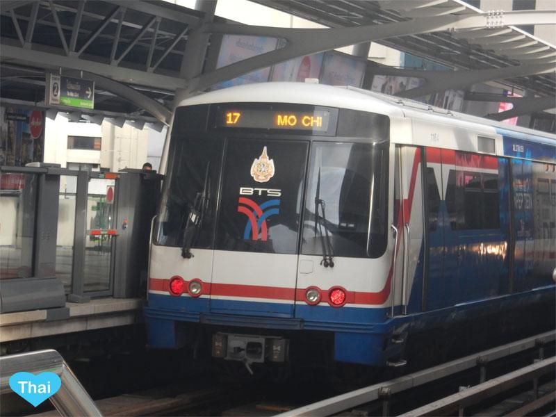 9 Things you should know before Taking Bangkok Skytrain (BTS) and Bangkok's Subway (MRT) Train Picture