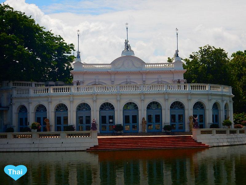 Love Thai Maak | Ayutthaya Treasure: The Summer Palace (BANG PA-IN Palace)