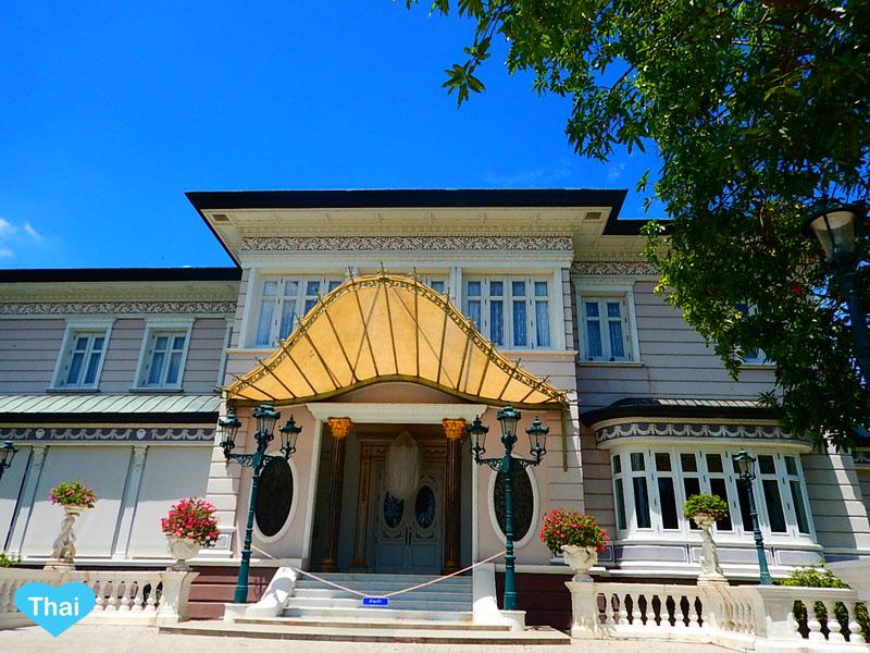 Love Thai Maak | Ayutthaya Treasure: The Summer Palace (BANG PA-IN Palace)  Phra Thinang Uthayan Phumisathian