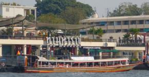 Love Thai Maak | 3 Must Visit Piers in Bangkok , Thailand Maharaj Pier