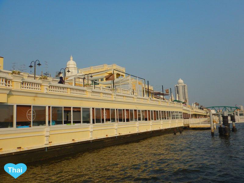 Love Thai Maak | 3 Must Visit Piers in Bangkok , Thailand Yodpiman Pier (Yodpiman River Walk)