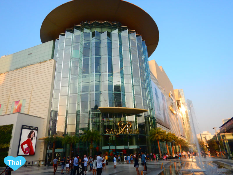Love Thai Maak | Bangkok for Shopping Lovers: 7 Big Shopping Centers Right by BTS Stations - Siam Paragon
