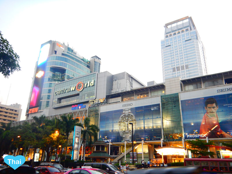 Love Thai Maak | Bangkok for Shopping Lovers: 7 Big Shopping Centers Right by BTS Stations - Central World